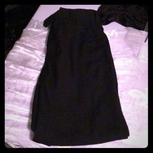 Men's black George dress pants 30x30